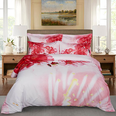 Dolce Mela - Pink - Queen Size