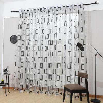 Sheer Curtains Window Treatments - Dolce Mela DMC470