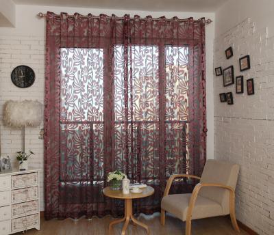 Sheer Curtains Window Treatments - Dolce Mela DMC472