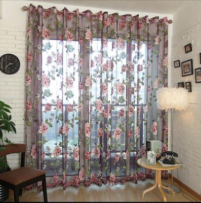 Sheer Curtains Window Treatments - Dolce Mela DMC474