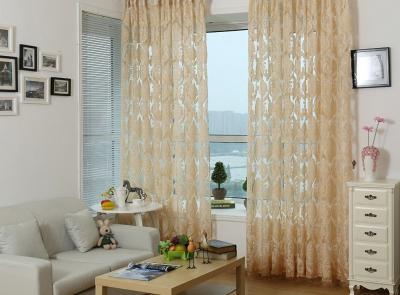Sheer Curtains Window Treatments - Dolce Mela DMC475