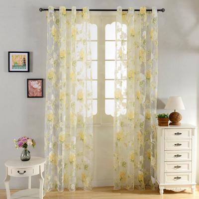 Sheer Curtains Window Treatments - Dolce Mela DMC476