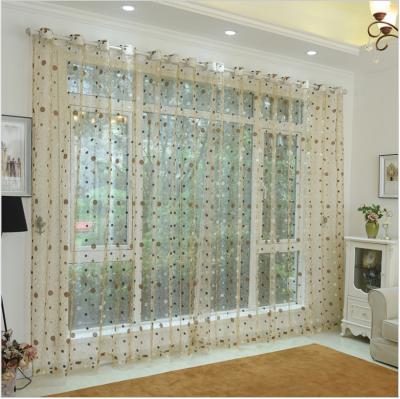Sheer Curtains Window Treatments - Dolce Mela DMC479