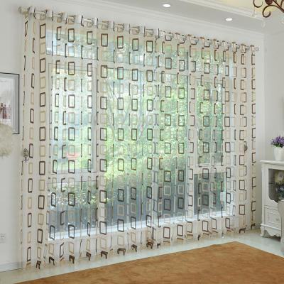 Sheer Curtains Window Treatments - Dolce Mela DMC480