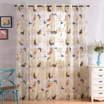 Sheer Curtains Window Treatments - Dolce Mela DMC484
