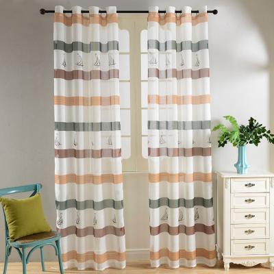 Sheer Curtains Window Treatments - Dolce Mela DMC486