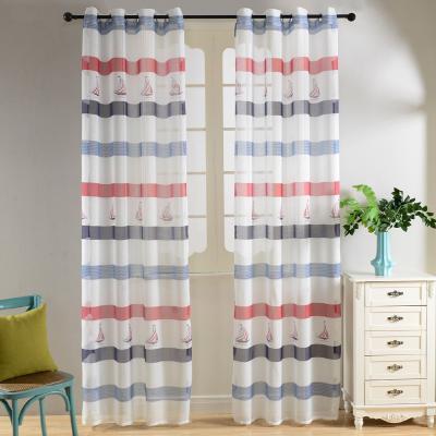 Sheer Curtains Window Treatments - Dolce Mela DMC487