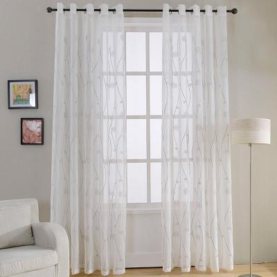 Sheer Curtains Window Treatments - Dolce Mela DMC488