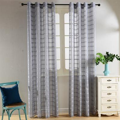 Sheer Curtains Window Treatments - Dolce Mela DMC489