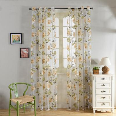 Sheer Curtains Window Treatments - Dolce Mela DMC491