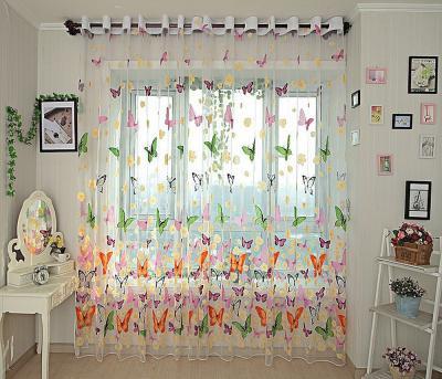 Sheer Curtains Window Treatments - Dolce Mela DMC492