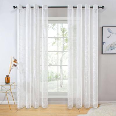 Idra - Sheer Curtain Panel