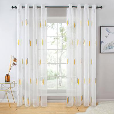 Cologne - Sheer Curtain Panel