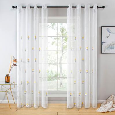 Calabria - Sheer Curtain Panel