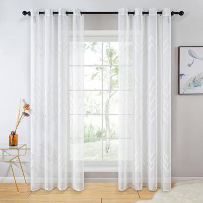 Genoa - Sheer Curtain Panel