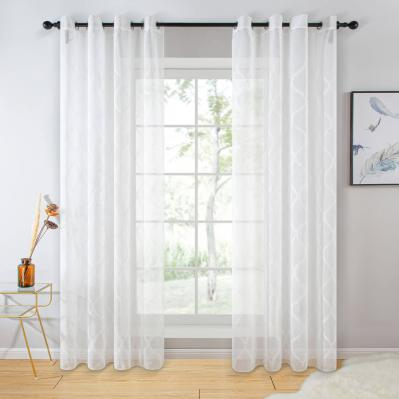 Toulouse - Sheer Curtain Panel