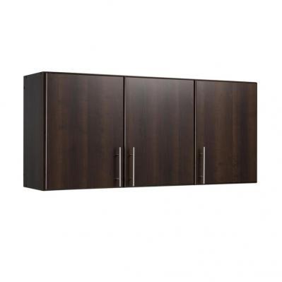 Elite 54 inch Wall Cabinet, Espresso