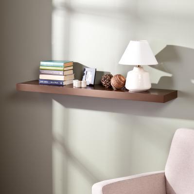 Chicago Floating Shelf 48 - Chocolate