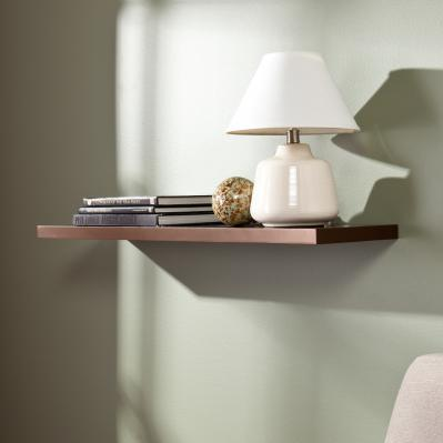 Aspen Floating Shelf 36-inch - Chocolate