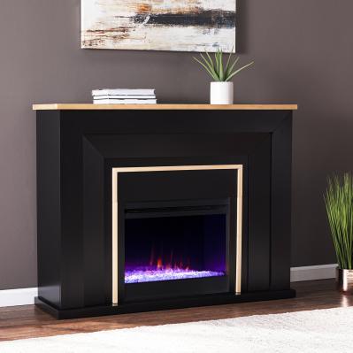 Cardington Color Changing Fireplace