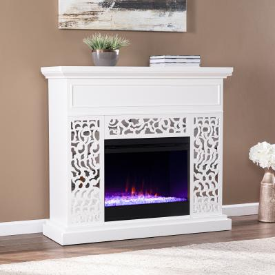 Wansford Color Changing Fireplace