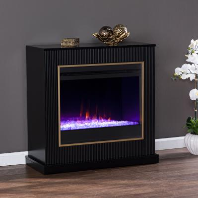 Crittenly Color Changing Electric Fireplace