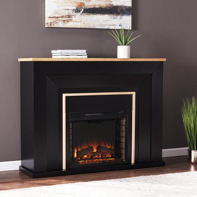 Cardington Industrial Electric Fireplace