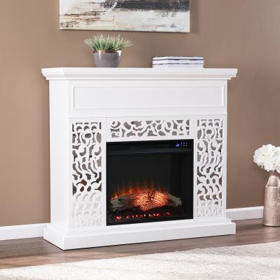 Wansford Contemporary Electric Fireplace