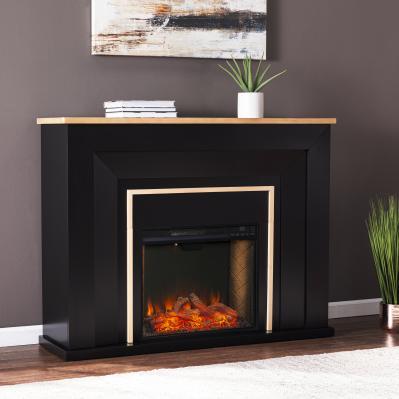 Cardington Alexa Smart Fireplace