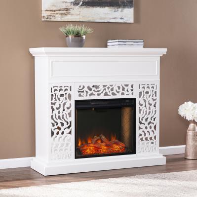 Wansford Alexa Smart Fireplace