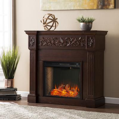 Calvert Smart Electric Fireplace
