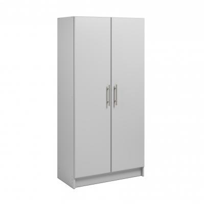 Elite 32 inch Storage Cabinet, Light Gray