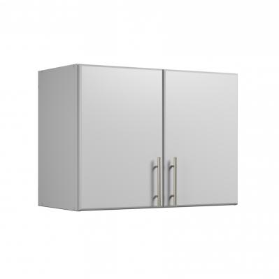 Elite 32 inch Stackable Wall Cabinet, Light Gray