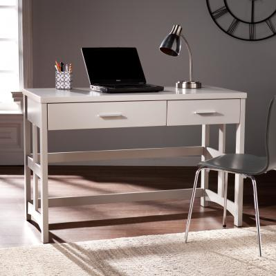 Eldridge Craftsman Desk - Gray