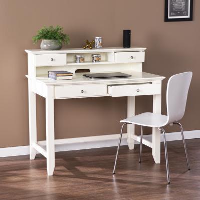 Barberry Secretary Desk w/ Storage