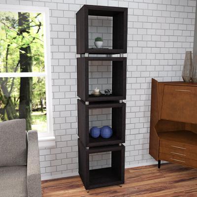 Portgren 4-Tier Bookshelf