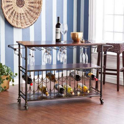 Rolden Wine/Bar Cart