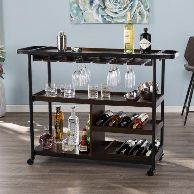 Tonsley Rolling Wine Cart