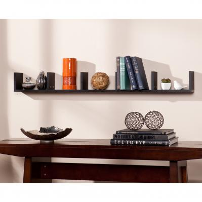 Seaside Shelf - Black