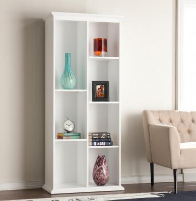 Midvale Tall Shelf - White