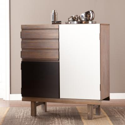 Holly & Martin Chaz Cabinet