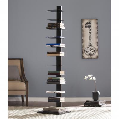 Spine Tower Shelf - Black