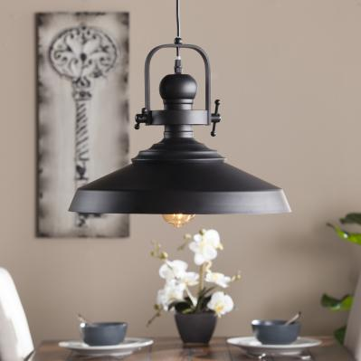 Mindel Industrial Bell Pendant Lamp
