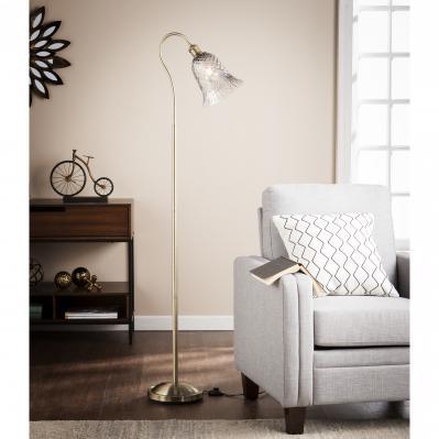 Cabriel Art Glass Floor Lamp