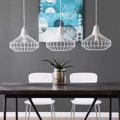 Brinland Cage Pendant Lamp Collection - 3pc Set
