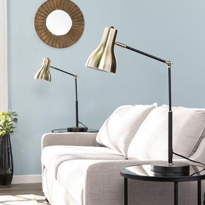 Colerman End Table Lamps - 2pc Set