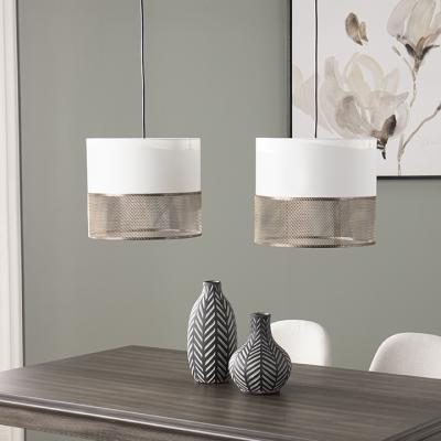 Abana Pendant Lamps - 2pc Set