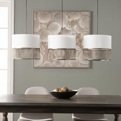 Abana Pendant Lamps - 3pc Set