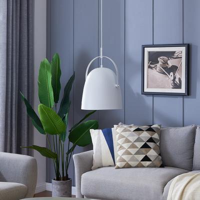 Almanza White Pendant Lamp