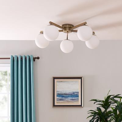 Lynda Contemporary 5-Light Pendant Lamp